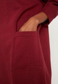 Monki - YING DRESS - Vapaa-ajan mekko - red - 4