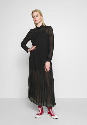 BRIELLE DRESS - Maxi-jurk - black dark