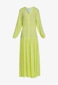 Monki - CARIE DRESS - Maxi-jurk - green light - 4