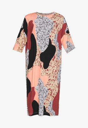 CICELY DRESS - Jerseykjoler - black