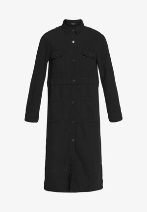 JAMIE DRESS - Jeanskjole / cowboykjoler - black dark