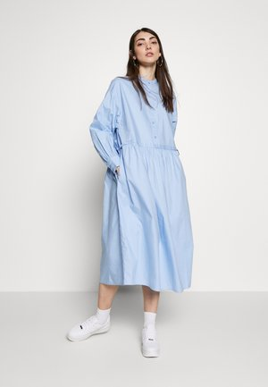DRESS - Skjortekjole - light blue