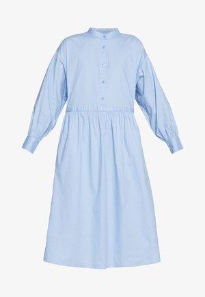 DRESS - Košilové šaty - light blue