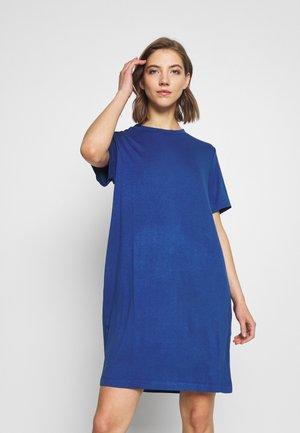 KARINA DRESS - Robe en jersey - possible unique blue