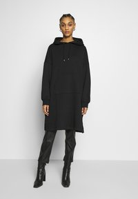 Monki - MALIN DRESS - Kjole - black - 0