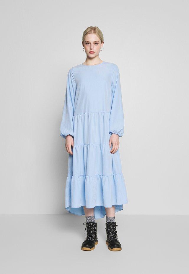 ZAM DRESS - Maxi-jurk - light blue