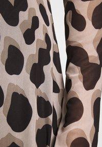 Monki - CECILIA DRESS - Maxi-jurk - beige - 5
