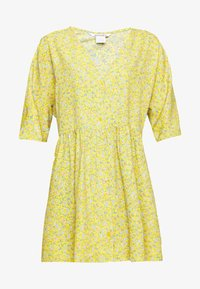 Monki - WENDELA  - Vestito estivo - yellow medium - 4