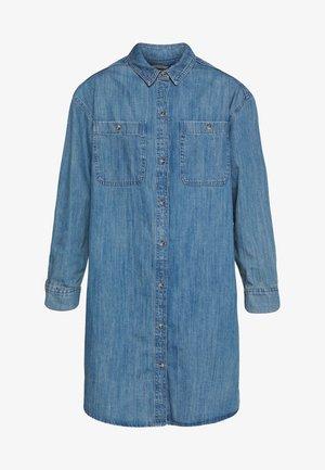 JEN DRESS - Robe en jean - blue medium dusty