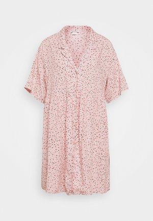 NELLY DRESS - Shirt dress - pink