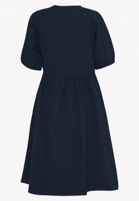 Monki - RAMONA DRESS - Kjole - blue medium dusty - 1