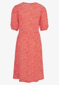 Monki - YOANA DRESS - Robe d'été - red - 1