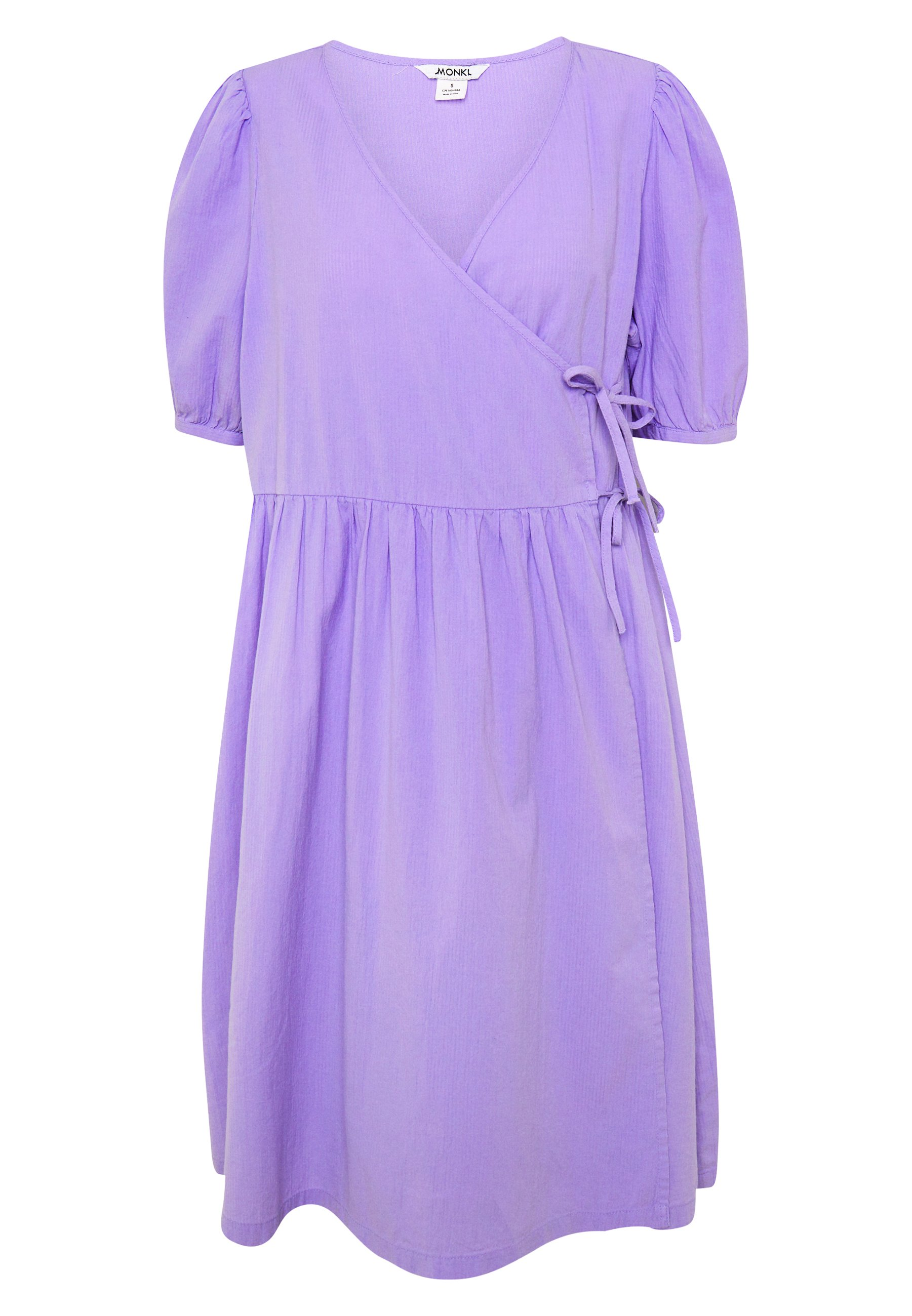 Monki YOANA DRESS - Sukienka letnia - lilac