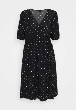 YOANA DRESS - Vapaa-ajan mekko - black