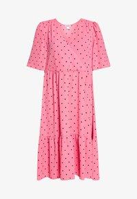 Monki - SANDY DRESS - Kjole - pink medium - 5