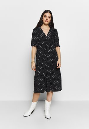 SANDY DRESS - Kjole - black