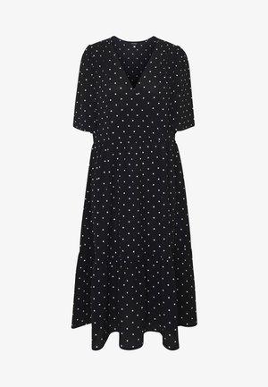 SANDY DRESS - Denní šaty - black
