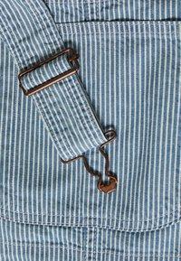 Monki - DARIA DRESS - Dongerikjole - blue medium - 2