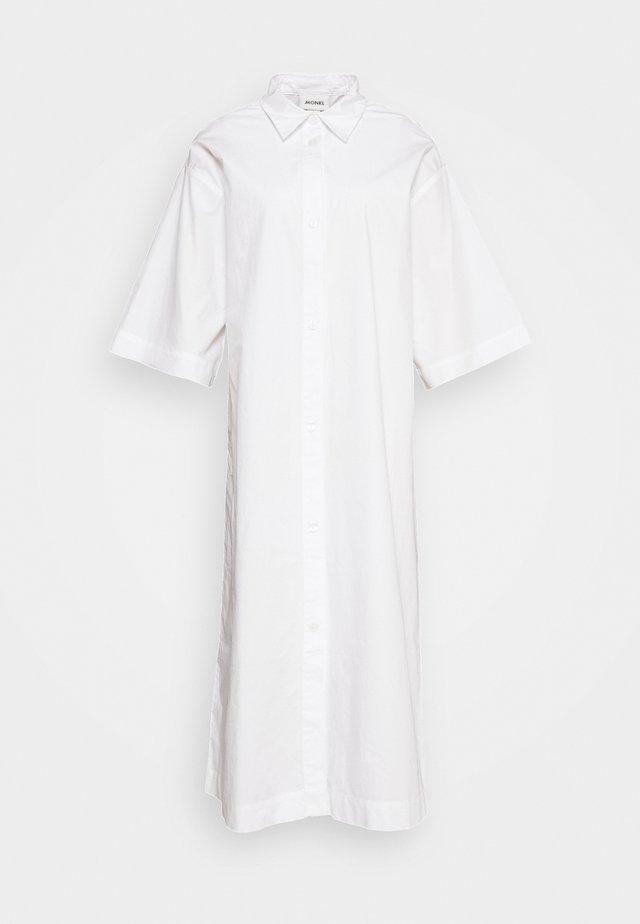 ELIN DRESS - Blousejurk - white