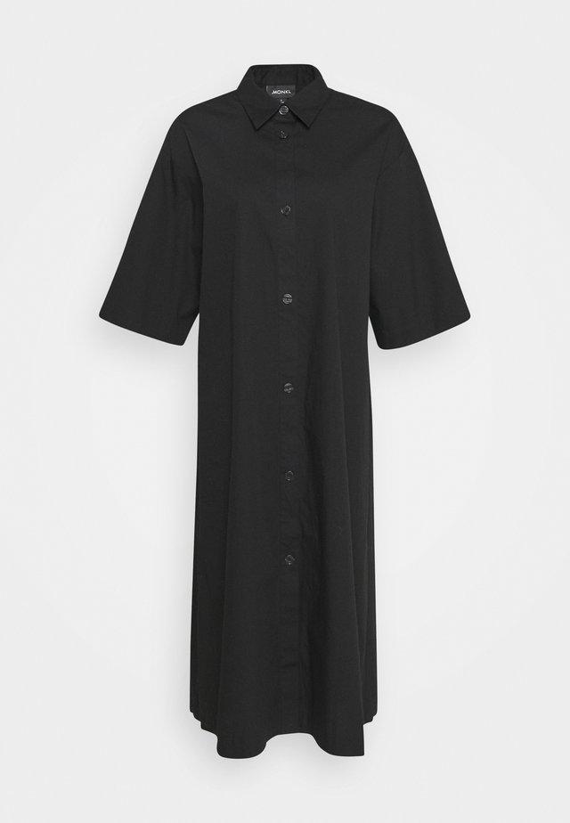 ELIN DRESS - Blousejurk - black dark