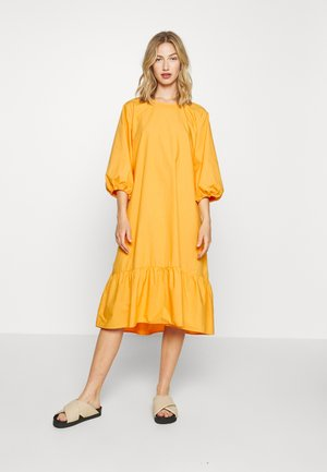 JULY DRESS - Hverdagskjoler - orange
