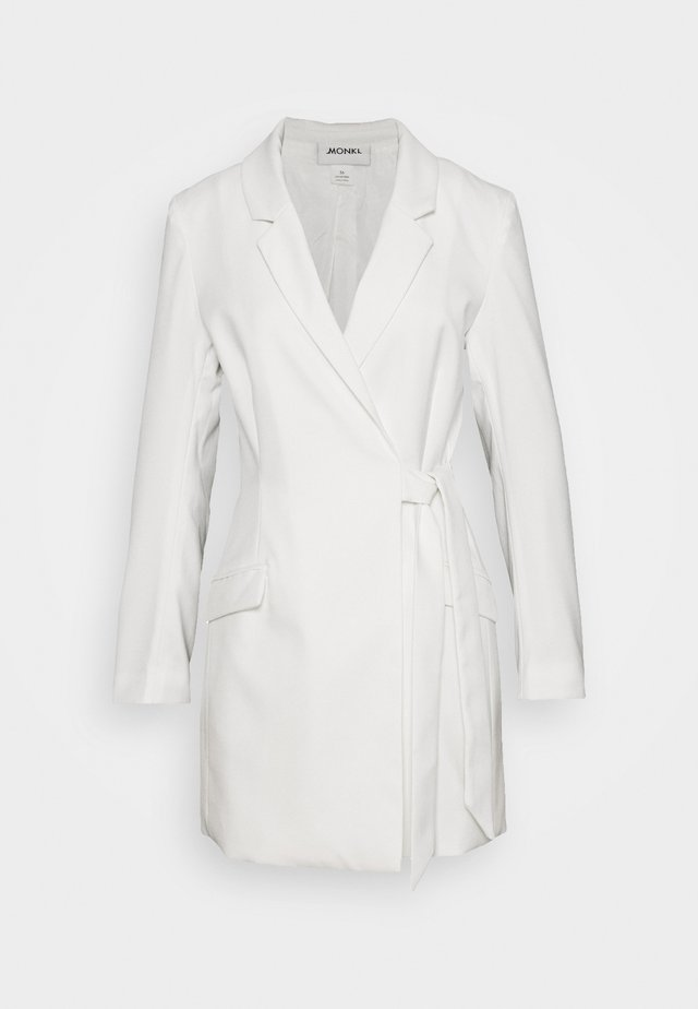 KAREN DRESS - Korte jurk - white
