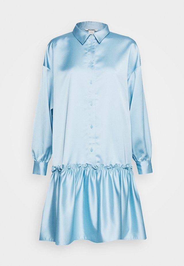 KARIN DRESS - Korte jurk - blue light