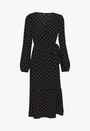 MARTINA DRESS - Day dress - black dark