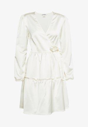 MOLLY DRESS - Day dress - white