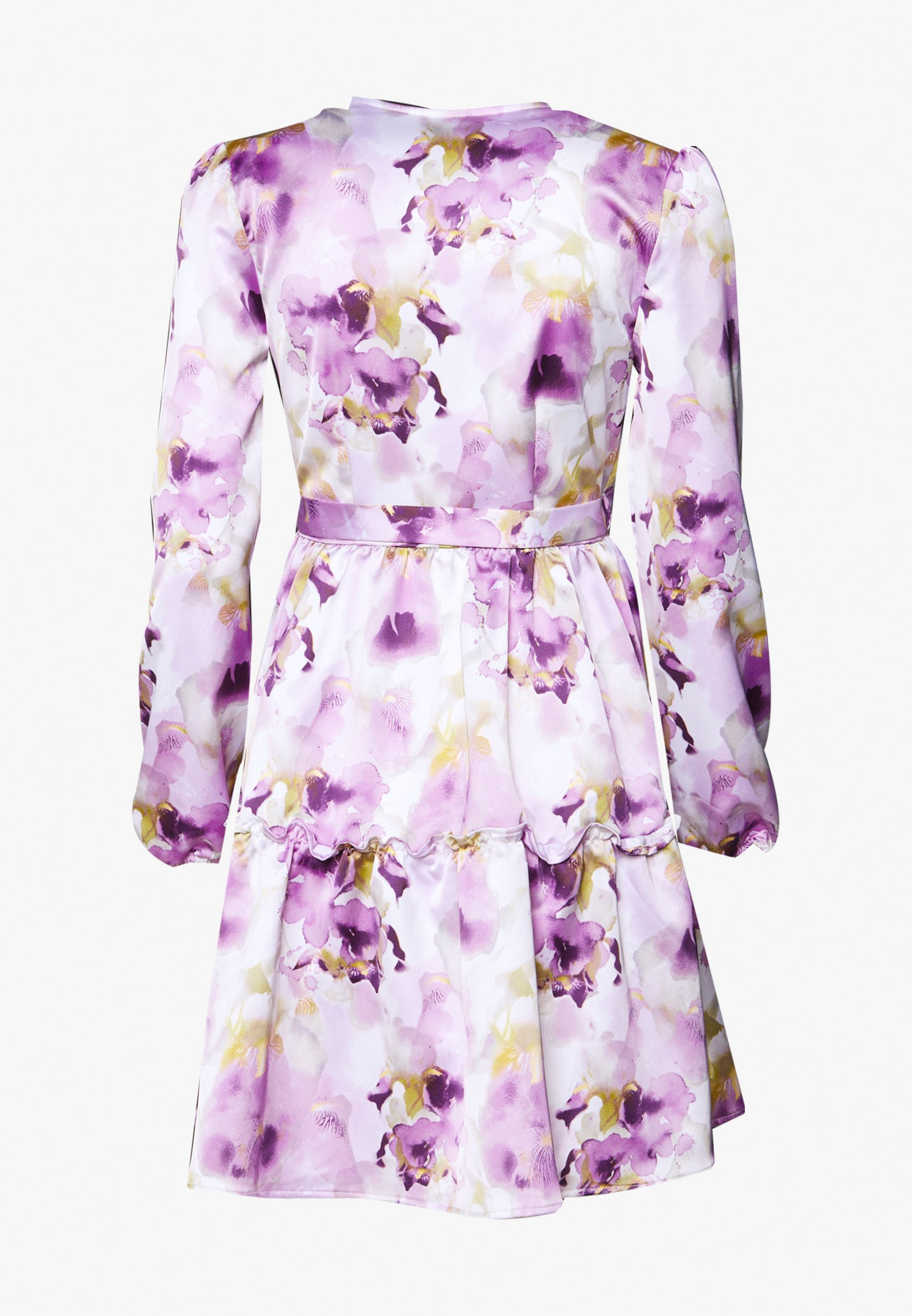 Monki Molly Dress - Vestito Estivo Lilac orSbPDE