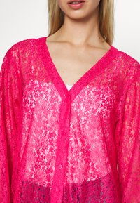 Monki - MONA DRESS - Blousejurk - pink - 5