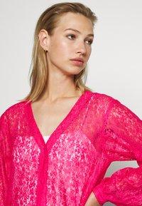 Monki - MONA DRESS - Blousejurk - pink - 3