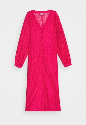 MONA DRESS - Skjortekjole - pink