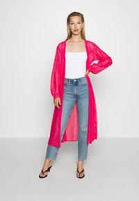 Monki - MONA DRESS - Blousejurk - pink - 1