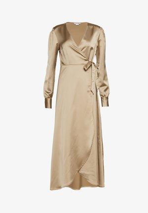 PAM DRESS - Denní šaty - beige