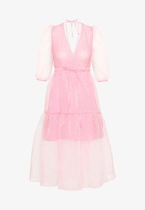 SARA DRESS - Korte jurk - pink