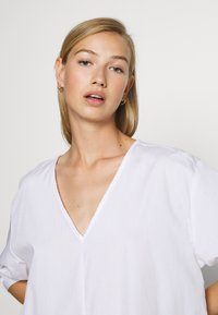 Monki - ROBIN DRESS - Day dress - white light - 3