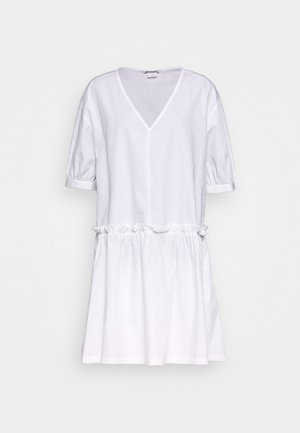 ROBIN DRESS - Kjole - white light