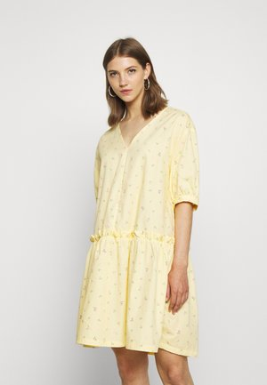 ROBIN DRESS - Kjole - yellow