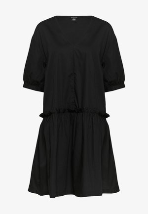 ROBIN DRESS - Vestito estivo - black