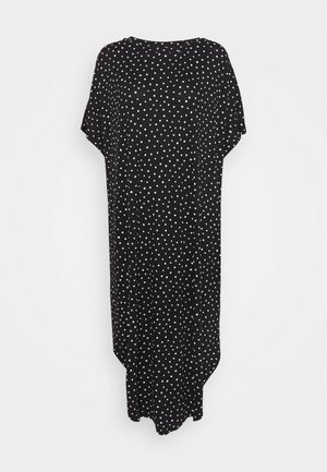 ROMA DRESS - Jerseyjurk - black