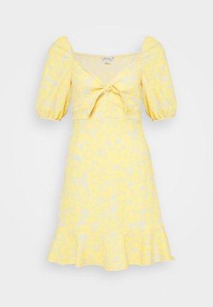 MAYAN DRESS - Day dress - beige
