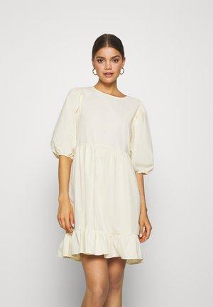 SOSSO DRESS - Kjole - yellow