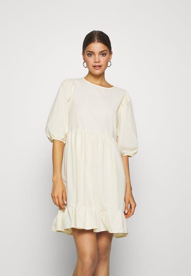 SOSSO DRESS - Sukienka letnia - yellow