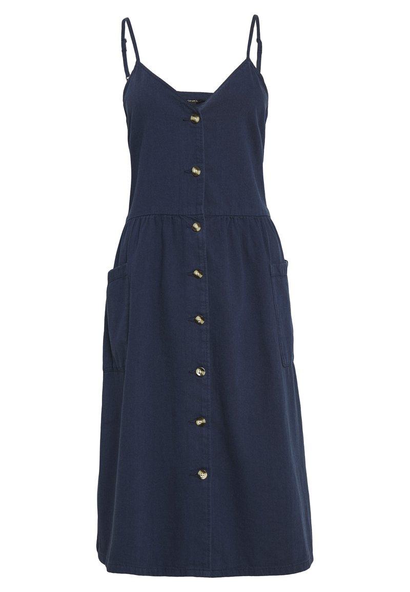 Monki - LOUISE DRESS - Kjole - blue