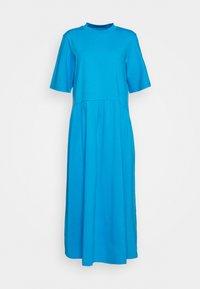 Monki - AGNETE DRESS - Maxikjole - blue - 0
