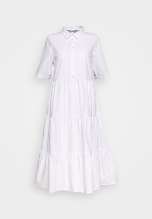 RONJA DRESS - Paitamekko - white light