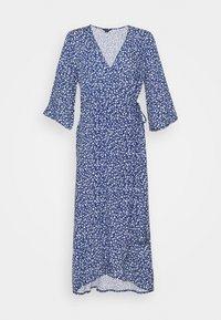 Monki - AMANDA DRESS - Maxi-jurk - blue - 0