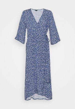 AMANDA DRESS - Maxi-jurk - blue