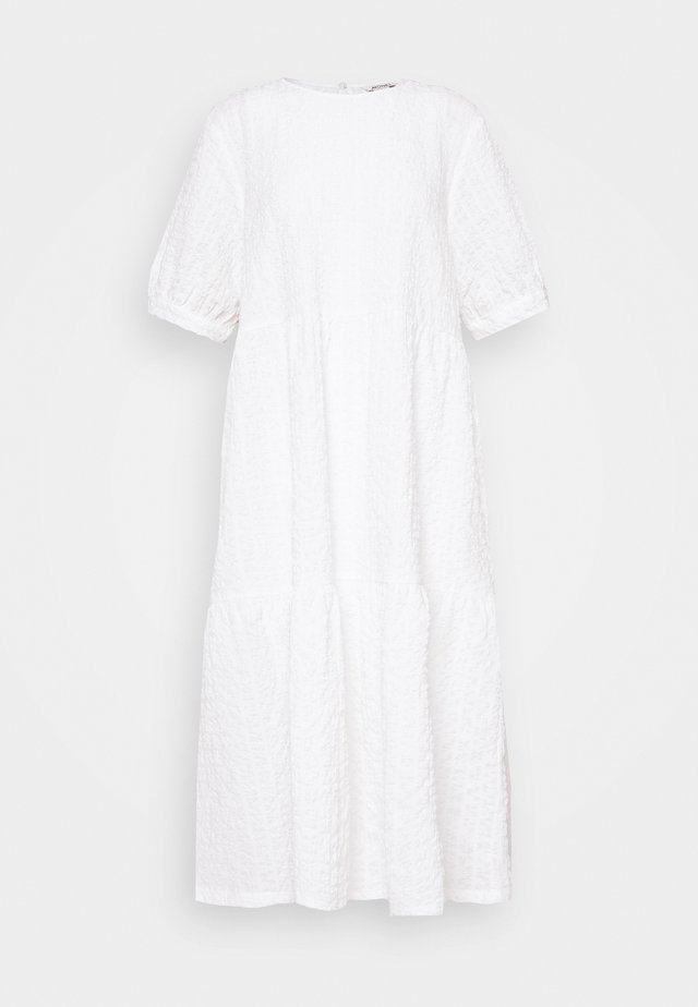 TORKIE DRESS - Sukienka letnia - white light